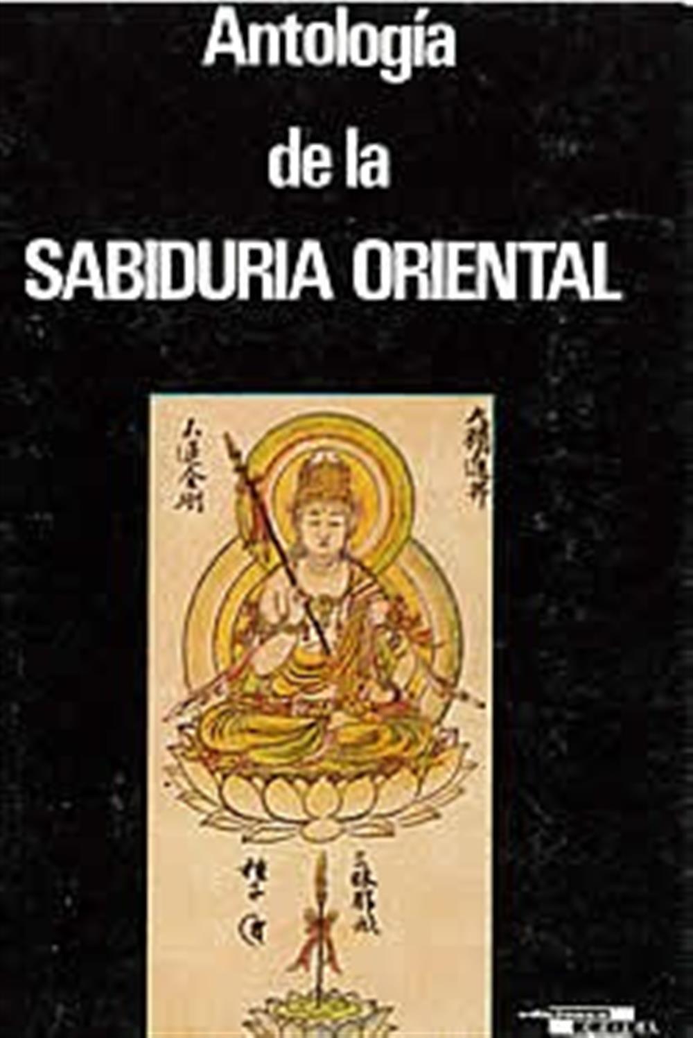 Antología de la sabiduría oriental