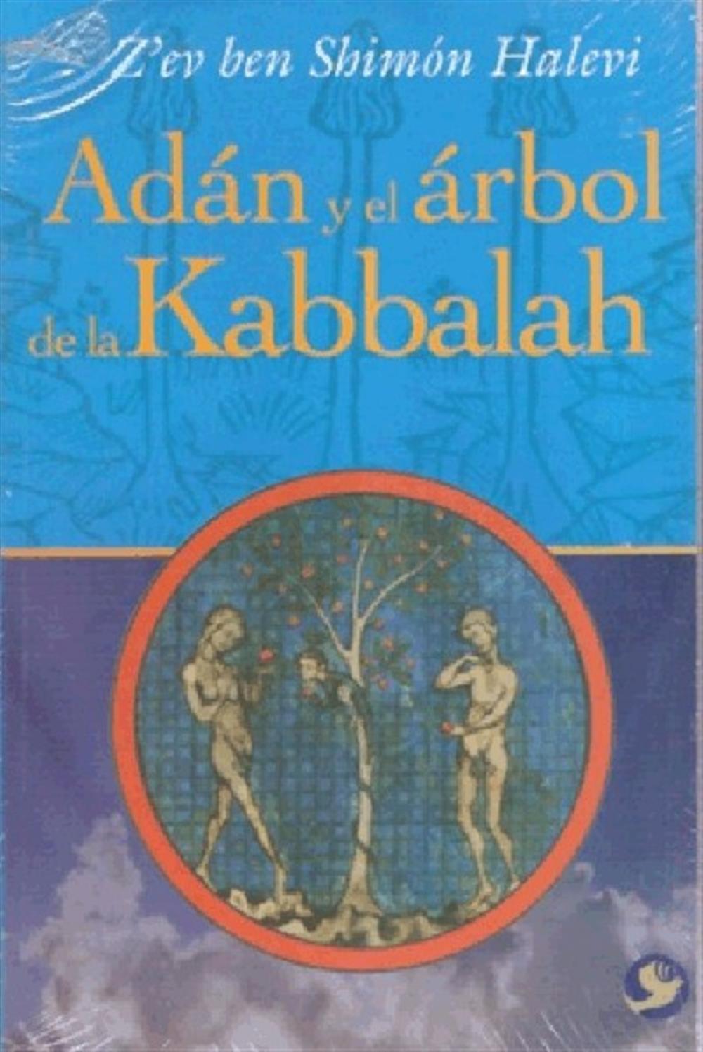 Adán y el árbol de la Kabbalah