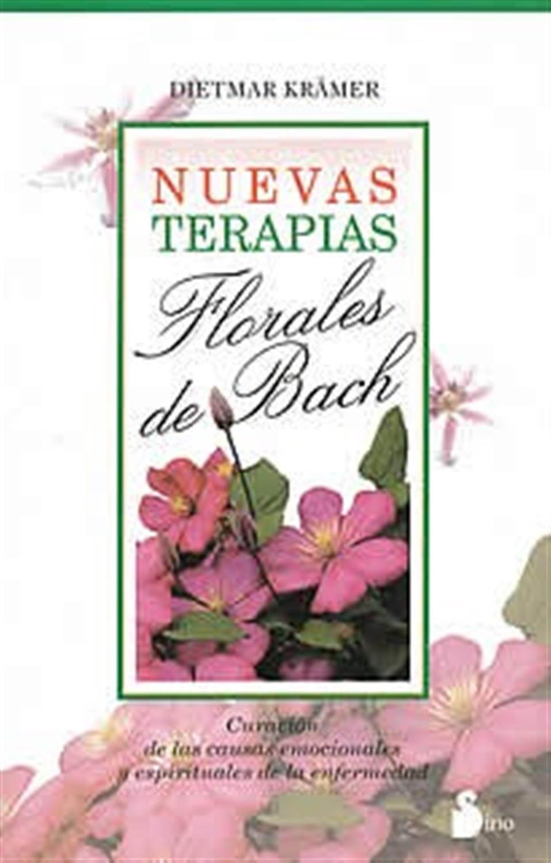 Nuevas terapias florales de Bach