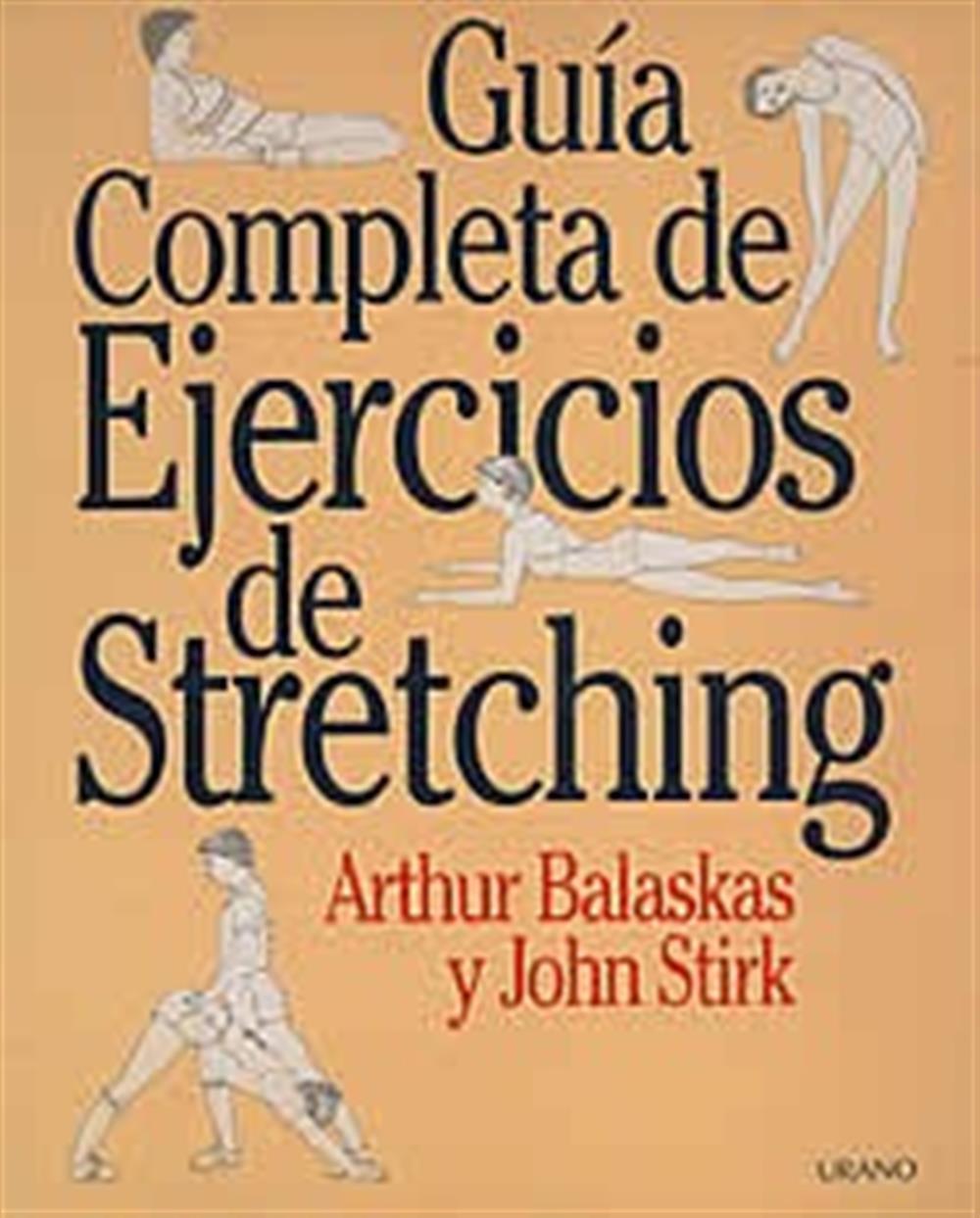 Guía completa de ejercicios de Stretching