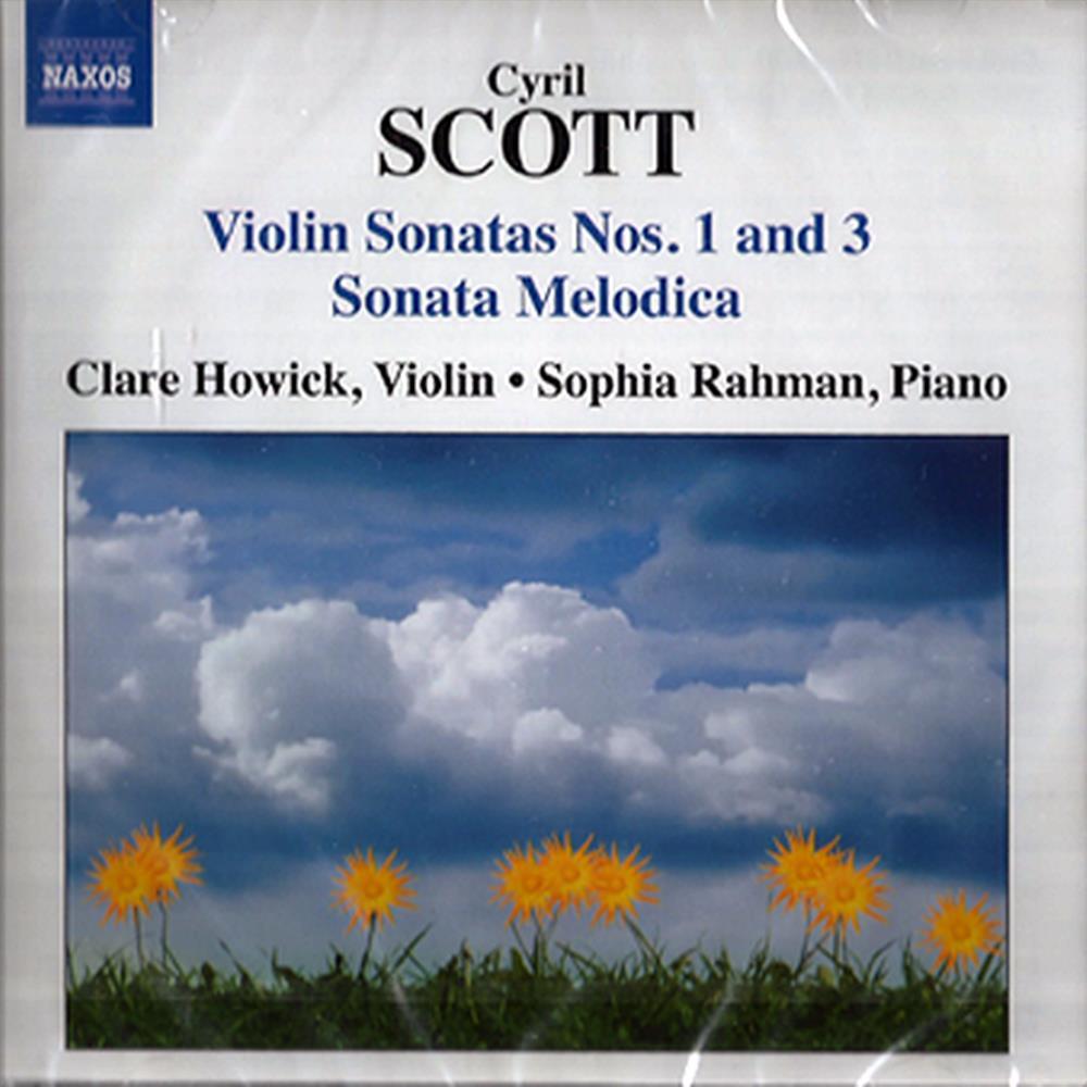 Violín Sonatas Nº 1 y 3 Sonata Melódica