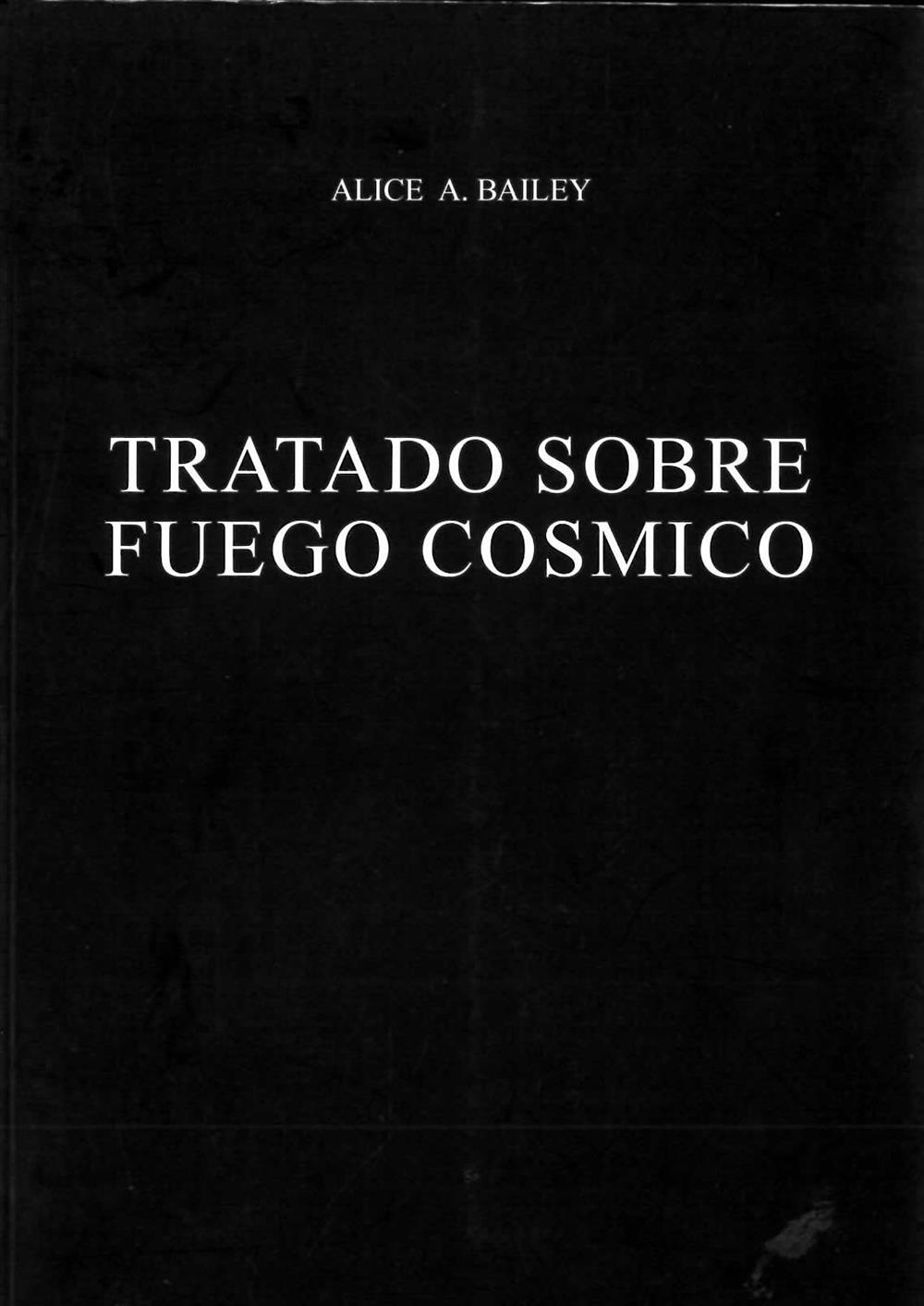 Tratado sobre el Fuego Cósmico