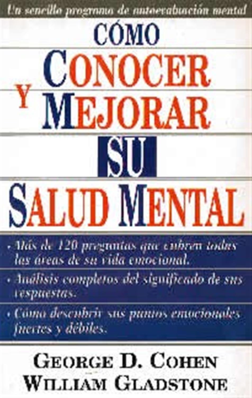 como conocer y mejorar su salud mental