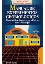 Manual de experimentos geobiologicos.