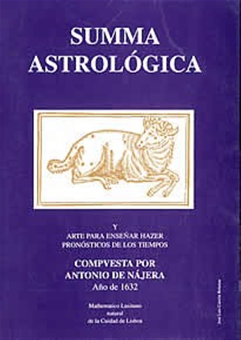 Summa Astrológica