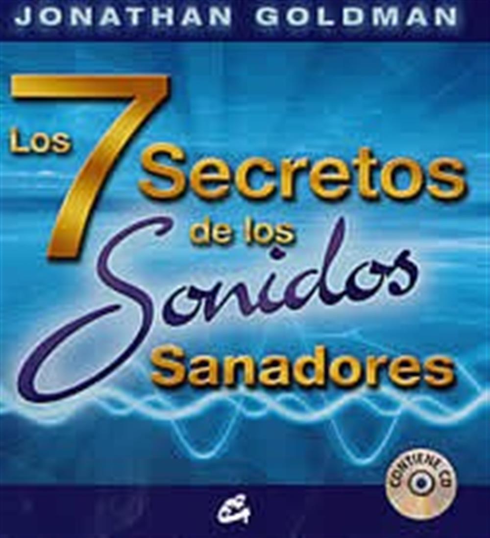 Los 7 secretos de los sonidos-contiene CD